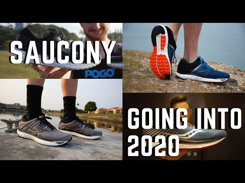 Saucony Running Shoes going into 2020 | Best Range?