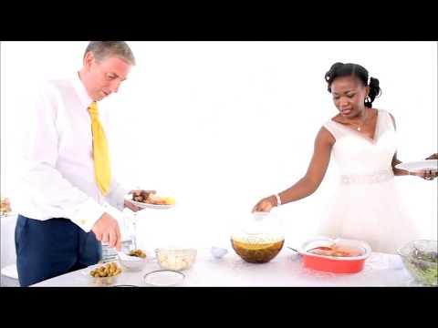 weddings Namibia Alina and Timmothy