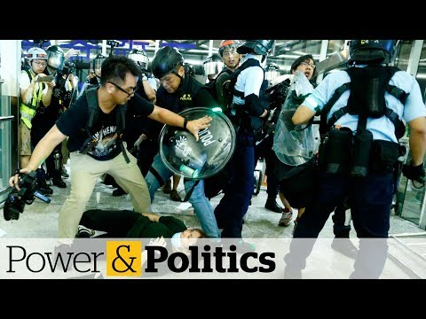 What's At Stake For Canada In The Hong Kong Protests?