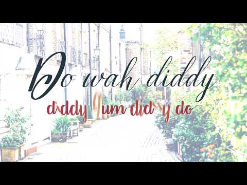 Do wah diddy diddy - Letra español - Lyrics