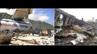 Kronologis jatuhnya Pesawat Malaysia Airlines MH17 Di Ukraina