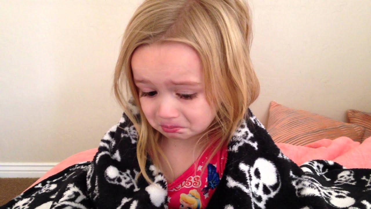 Chloe has a bad dream part 2 - YouTube