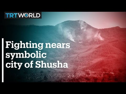 Nagorno-Karabakh Fighting Nears Famous City Of Shusha