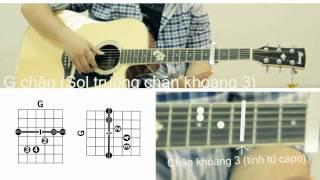 [Guitar]Hướng dẫn chơi: Lonely - 2NE1.