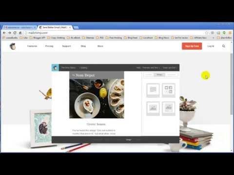 05-วิธีสมัครใช้งาน Mailchimp - Basic Email Marketing and List Building Course Online