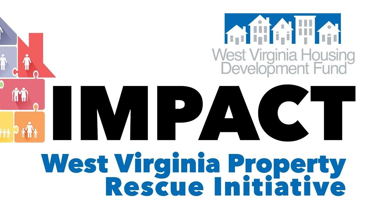 WVHDF Impact West Virginia Property Rescue Initiative