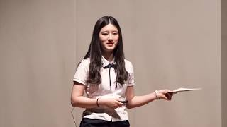 From Homo Sapiens to What? | 예은 신 | TEDxYouth@MCH