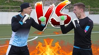 THE Keeper Battle vs. Goalkeeperz: Puma evoDISC Test