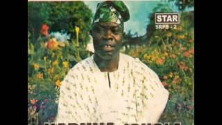 Alhaji Haruna Ishola - Haruna Ishola Gbare Tuntun De