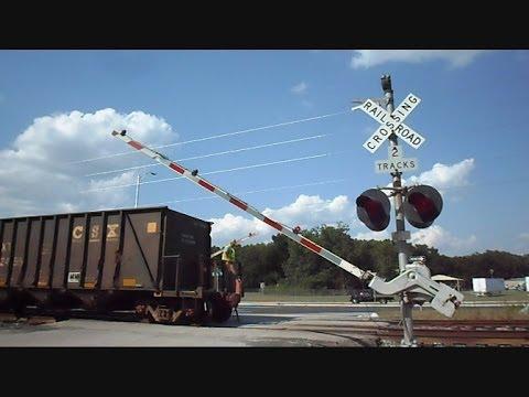 CSX Train Mission Impossible