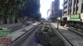 LetsPlay GTA V Online -MMOTOP & WinQuest part 1