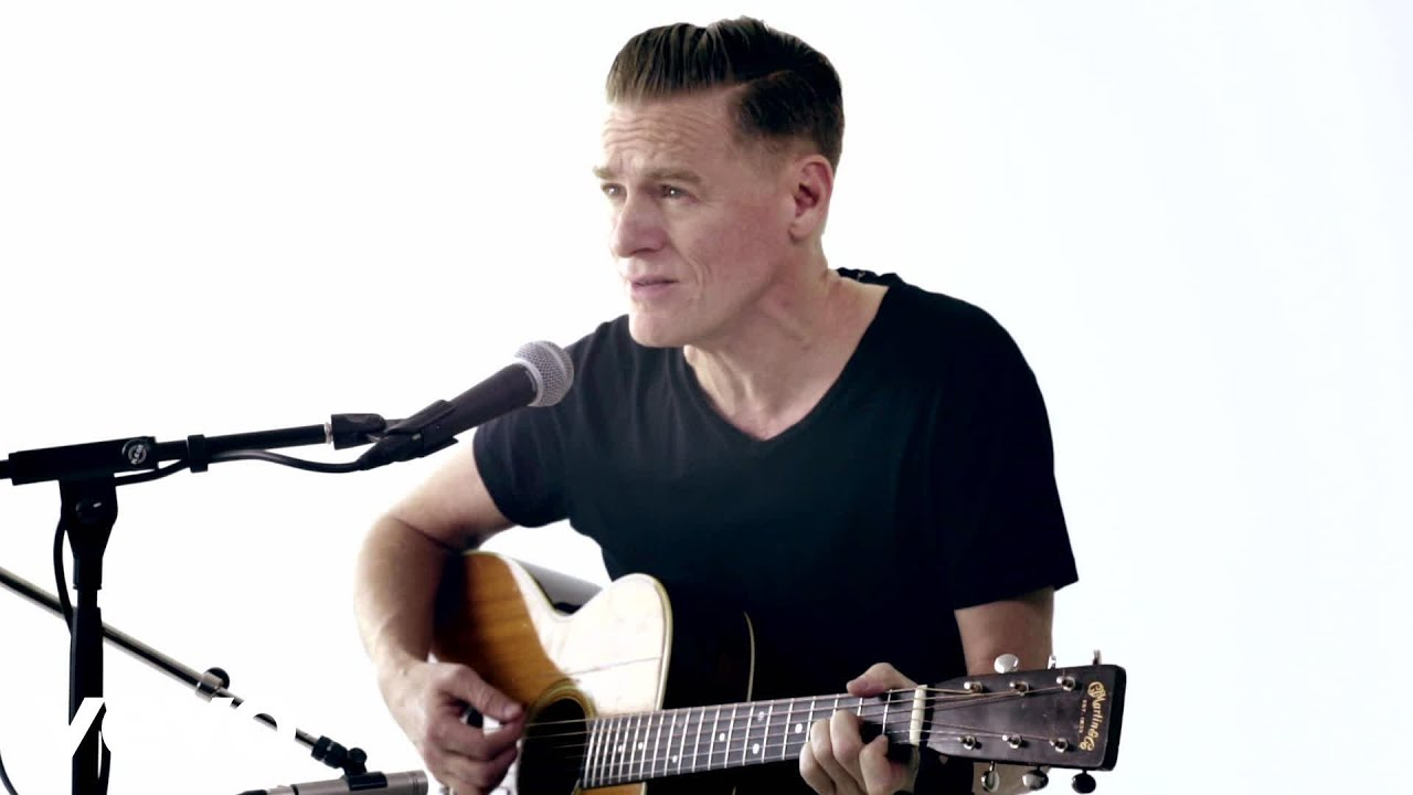 Bryan Adams - We Did It All - Behind The Song