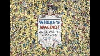 Bower's Game Corner: Where's Waldo? Waldo Watcher Card Game Review