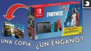 La nouvelle Nintendo Switch - Fortnite Pack - Est-ce un TIMO? Tocby Tocby