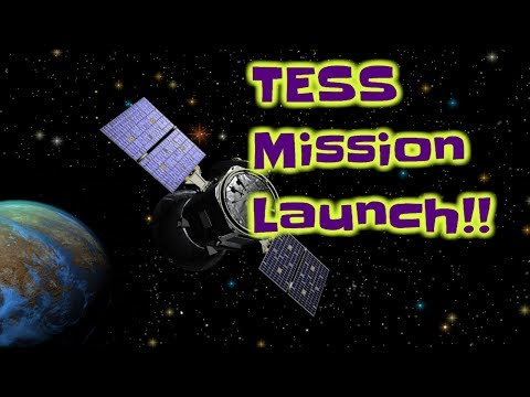 TESS Mission Launch!