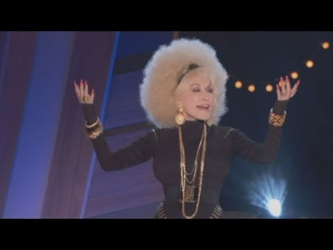 Dolly Parton raps about Miley Cyrus and...