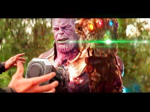 Thor contra Thanos! ¿La StormBreaker es mas Poderosa que el Guantelete del Infinito?