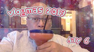 Gambar cover VLOGMAS 2019 DAY 6 -- IT'S CLEANING AND MARGARITA FRIDAY!