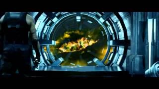 My FX shots from Riddick (2013) director's cut