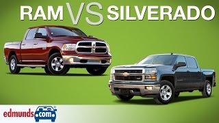 Ram 1500 vs Chevrolet Silverado | Which Truck Is Better?