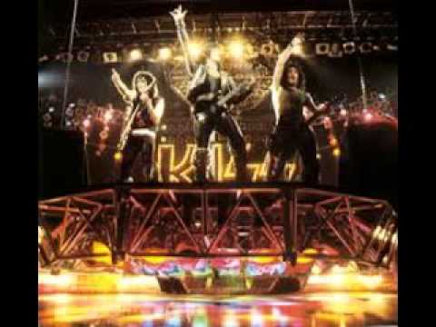 Kiss - Detroit 84 (Original radio broadcast) without overdubs !! full Animalize tour live