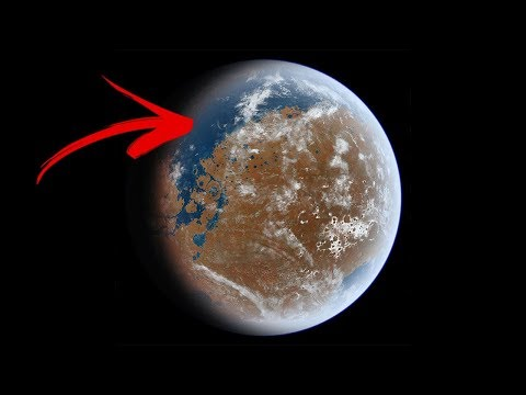 Scientists discover clean water on Mars