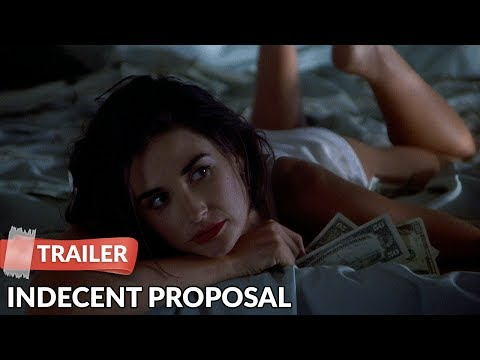 Indecent Proposal 1993 Trailer | Robert Redford | Demi Moore