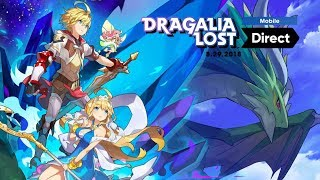 Dragalia Lost Mobile Direct 8.29.2018 Reaction!