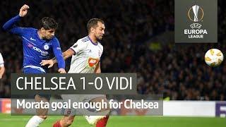 Chelsea vs Vidi (1-0) UEFA Europa League Highlights
