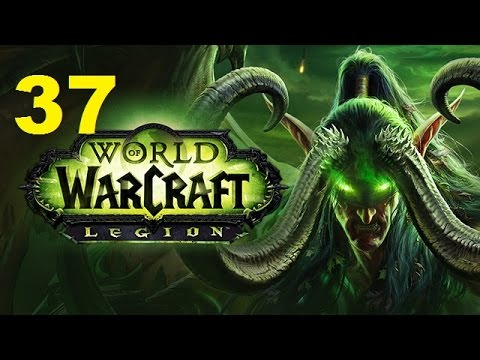 Amo Plays World of Warcraft Legion - Ep 37 - Light's Heart: Message From An Old Friend (Gameplay)