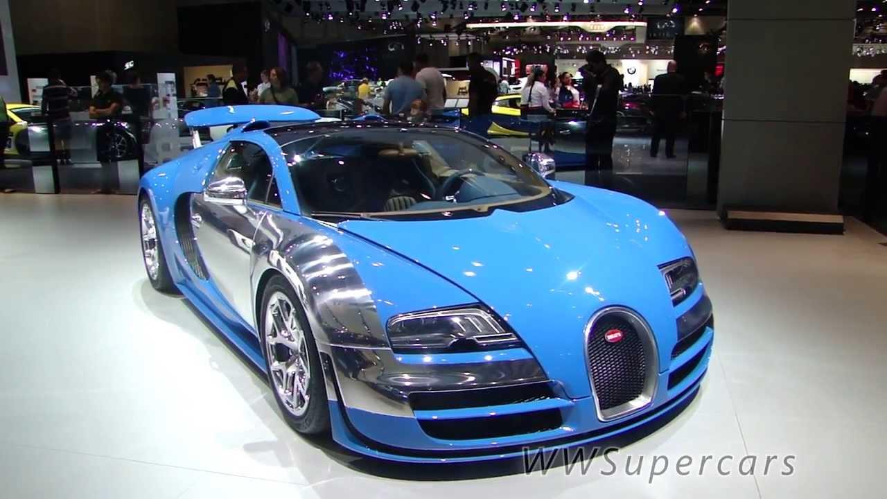 bugatti veyron 16 4 grand sport vitesse 39 meo constantini 39 2 vitesse dubai motor show 2013. Black Bedroom Furniture Sets. Home Design Ideas