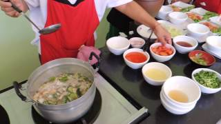 Том Ям, традиционный тайский суп. Рецепт! Tom Yam, a traditional Thai soup. Recipe!