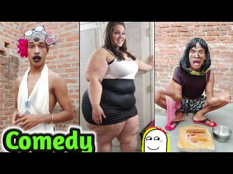 Download Best Comedy Videos 😂   Best Tiktok Comedy Videos   funny Tiktok videos   mx takatak video   reels 14