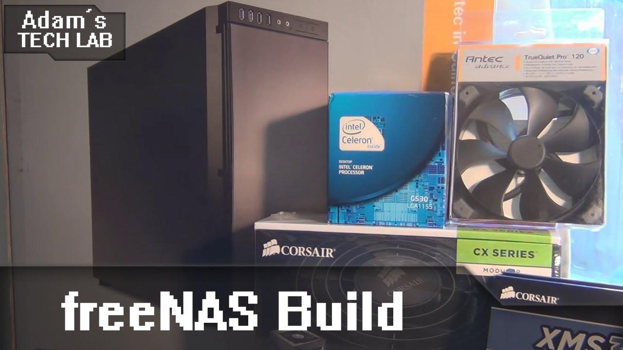 freeNAS Build