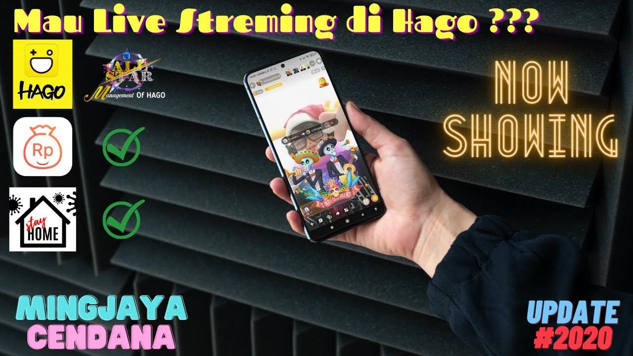 Mau Live Streaming Di Hago Tonton Video Tutorial Untuk Live Streaming Di Hago Youtube