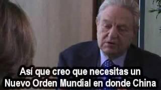 George Soros adelanta que China comandará el Nuevo Orden Mundial