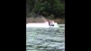 Yamaha 2015 Supercharged Waverunner - A Granny