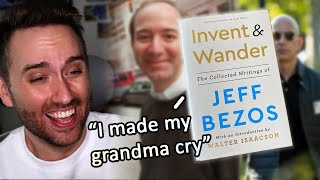I Read Jeff Bezos's Book So You Don't Have To