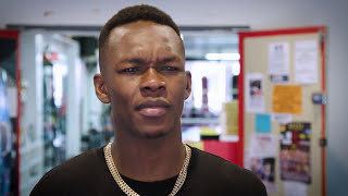 "Float Culture: Israel ""the stylebender"" Adesanya"