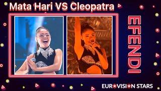 Efendi LIVE in Poland — Mata Hari VS Cleopatra