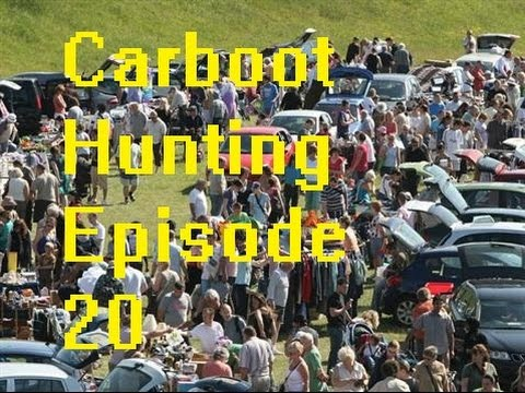 Carboot Hunting Episode 20 - Keeping At It! 2K Subs Giveaway Soon!