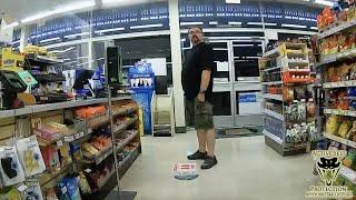 Arizona Shopkeeper Trespasses Patron Before Pepper Spraying Him