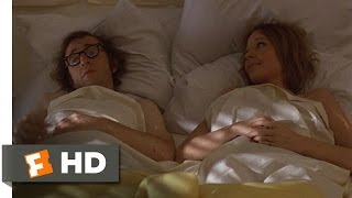 Play It Again, Sam (8/10) Movie CLIP - Thinking About Willie Mays (1972) HD