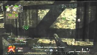 WAW wallbang hitmarker x2