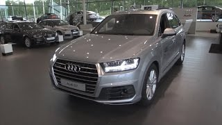 2016 Audi Q7 Quattro Tiptronic Full Review / Start Up / Exhaust / In Depth Review