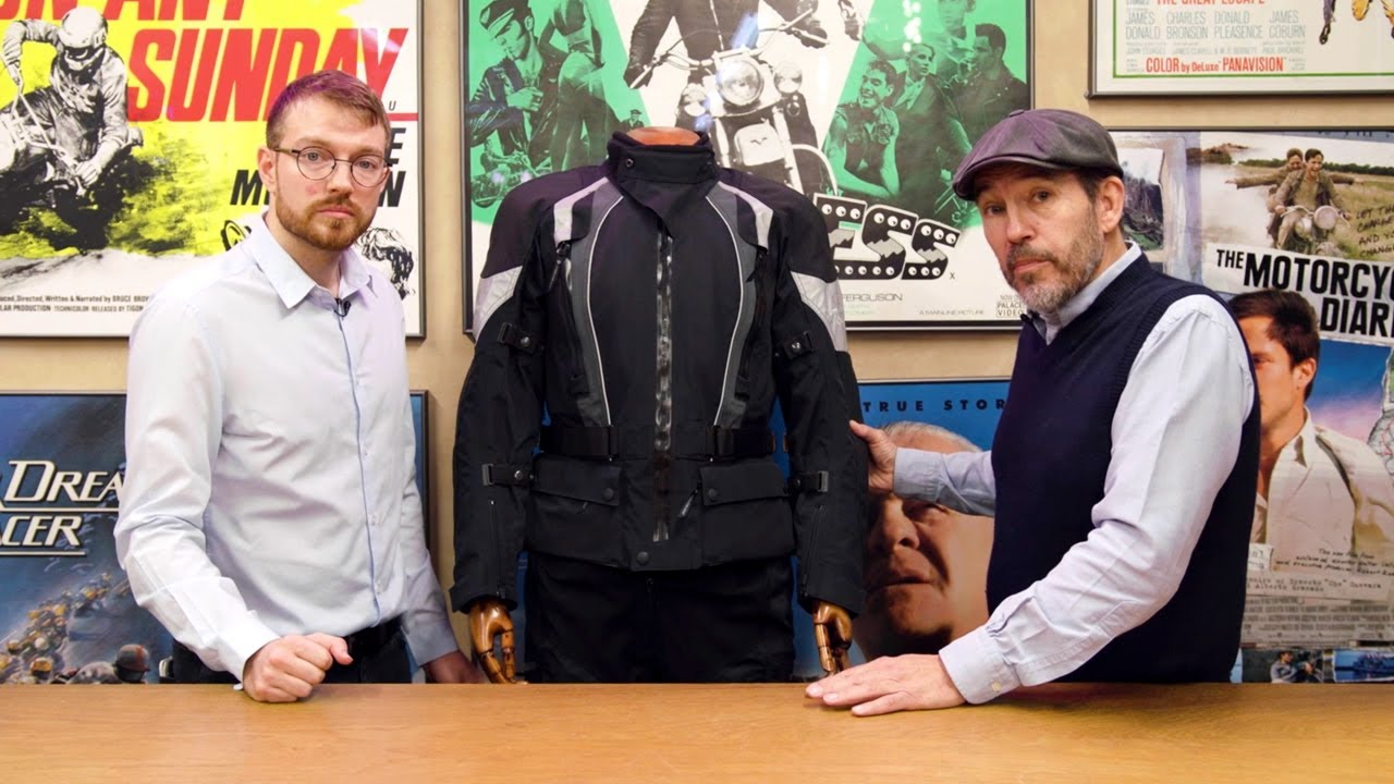 Stadler Supervent 3 jacket review