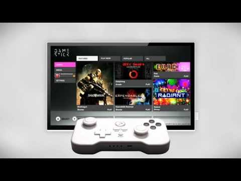 GameStick - The Future of Big Screen Portable Gaming is Here.