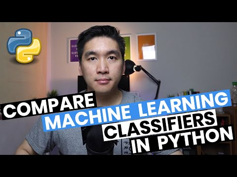 Compare Machine Learning Classifiers In Python