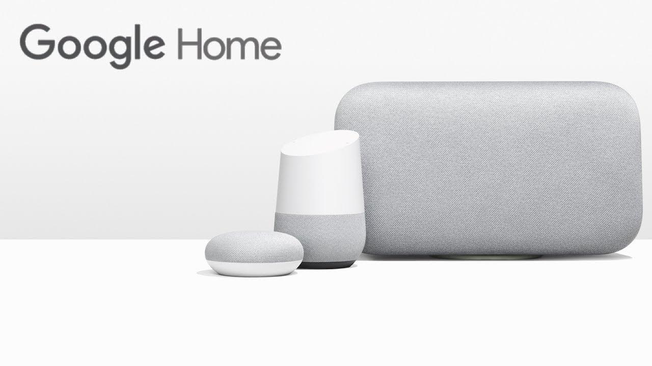 Tout savoir sur la Google Home Mini & Max !