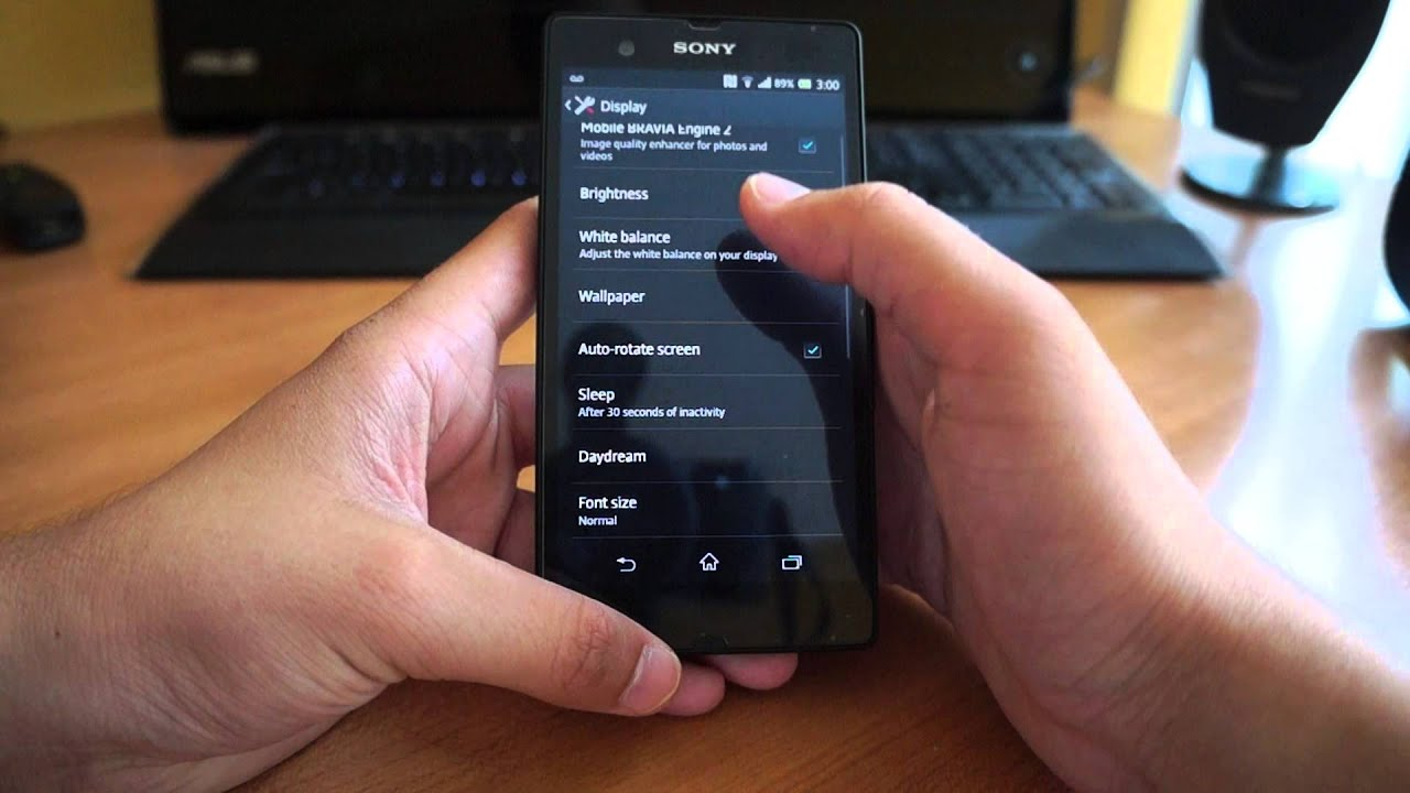 Sony xperia z 422 update overview youtube sony xperia z 422 update overview ccuart Image collections